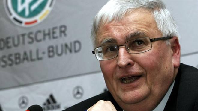 Theo Zwanziger stand dem DFB länger vor