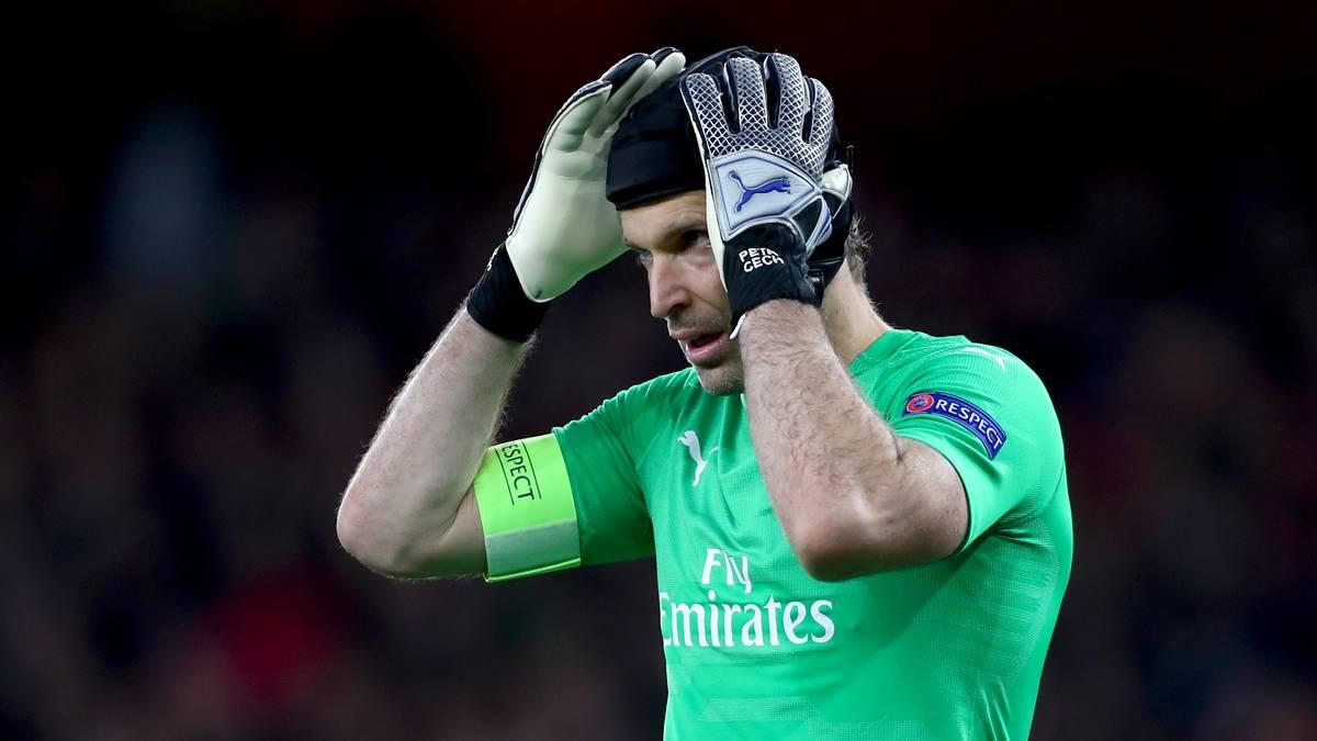 Premier League: Petr Cech gibt Rücktritt zum Saisonende bekannt