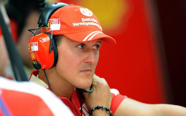 seven times drivers champion and Ferrari