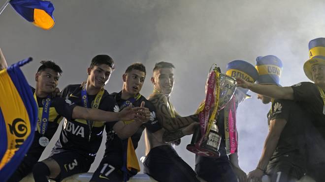 FBL-ARGENTINA-BOCA-UNION