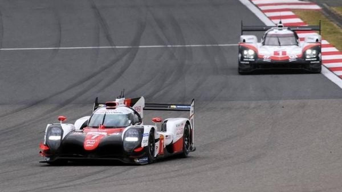 Toyota will Porsche auch in Bahrain hinter sich halten