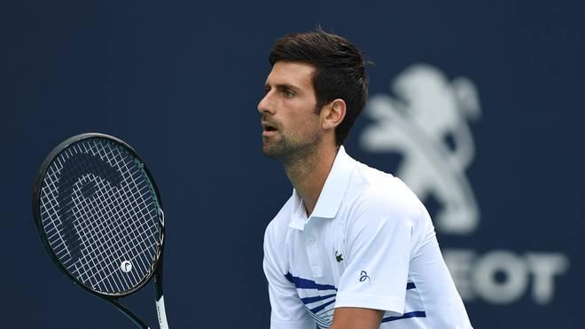 Novak Djokovic will an den US Open teilnehmen