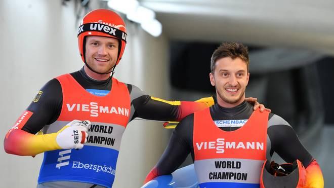 Toni Eggert und Sascha Benecken gewannen in Whistler