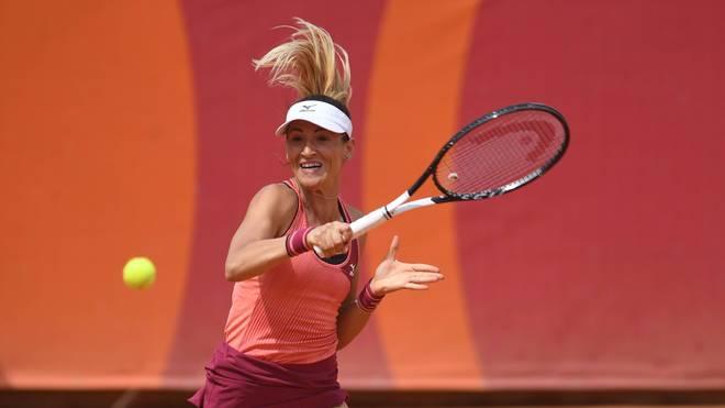 Alexandra Cadantu stand einst der nackten Serena Williams gegenüber