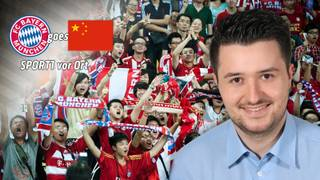 Stefan Kumberger in China