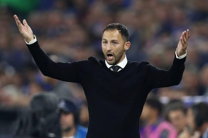 Premiere für Trainer Domenico Tedesco in der Champions League: Seine Schalker bekommen es zum Auftakt mit dem FC Porto zu tun. Am Ende steht ein 1:1-Remis, das Ralf Fährmann durch einen gehaltenen Elfmeter erst möglich macht. SPORT1 benotet die Königsblauen