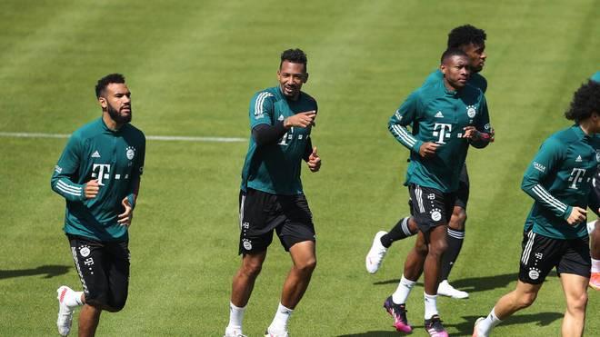 Jérôme Boateng verletzte sich offenbar im Training
