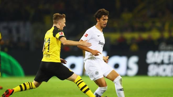 Eintracht Frankfurt muss länger auf Lucas Torro verzichten