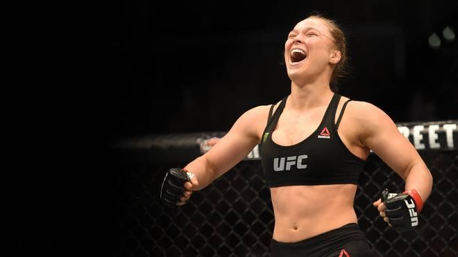 Ronda Rousey gewann ihren letzten WM-Kampf in 34 Sekunden