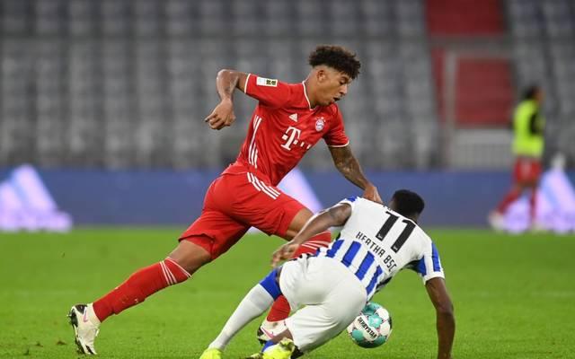 Chris Richards feierte sein Startelf-Debüt für den FC Bayern