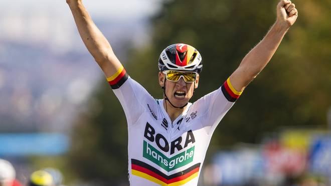 Rad: Pascal Ackermann gewinnt zweite Etappe bei China-Tour, Pascal Ackermann setzt sich auf der zweiten Etappe der China-Tour durch