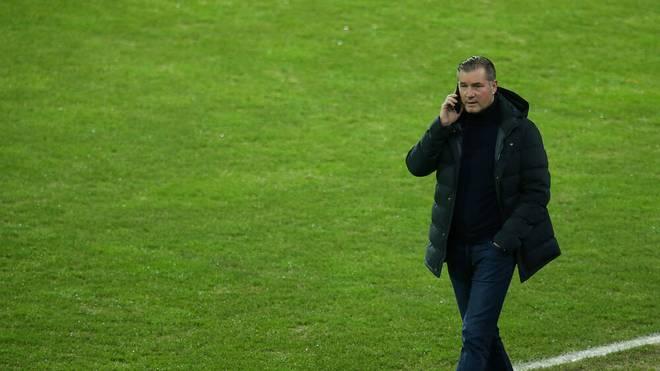 Michael Zorc befindet sich für die neue Saison auf Trainersuche
