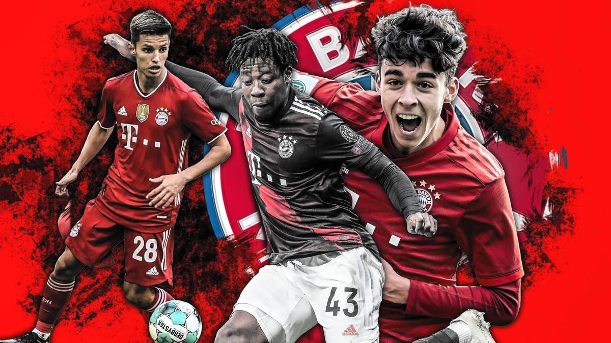 Beim FC Bayern dürfen derzeit viele Talente wie Tiago Dantas, Christopher Scott oder Tanguy Nianzou in der Bundesliga ran. Ist die neue Generation der Bayern-Jugend reit für die Profis? Unser Moderator Conan Furlong stellt die besten Talente vor.