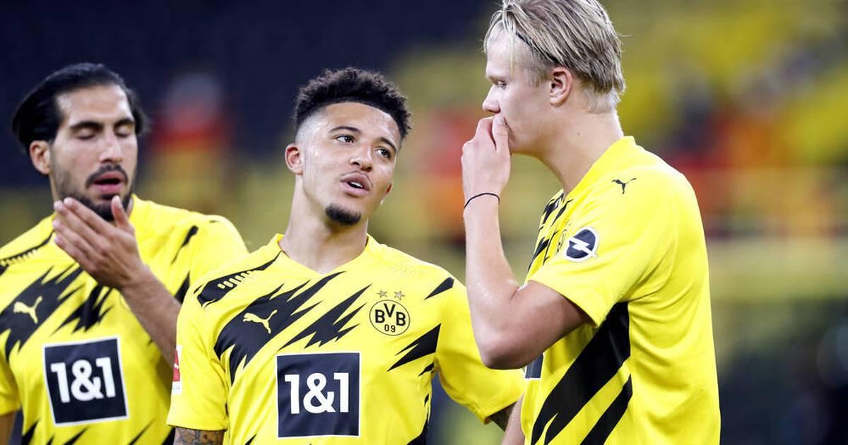 Letzter ManUnited-Angriff auf Jadon Sancho von Borussia Dortmund verpufft