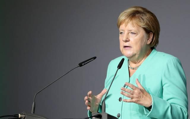 Bundeskanzlerin Angela Merkel bringt wieder Geisterspiele ins Gespräch