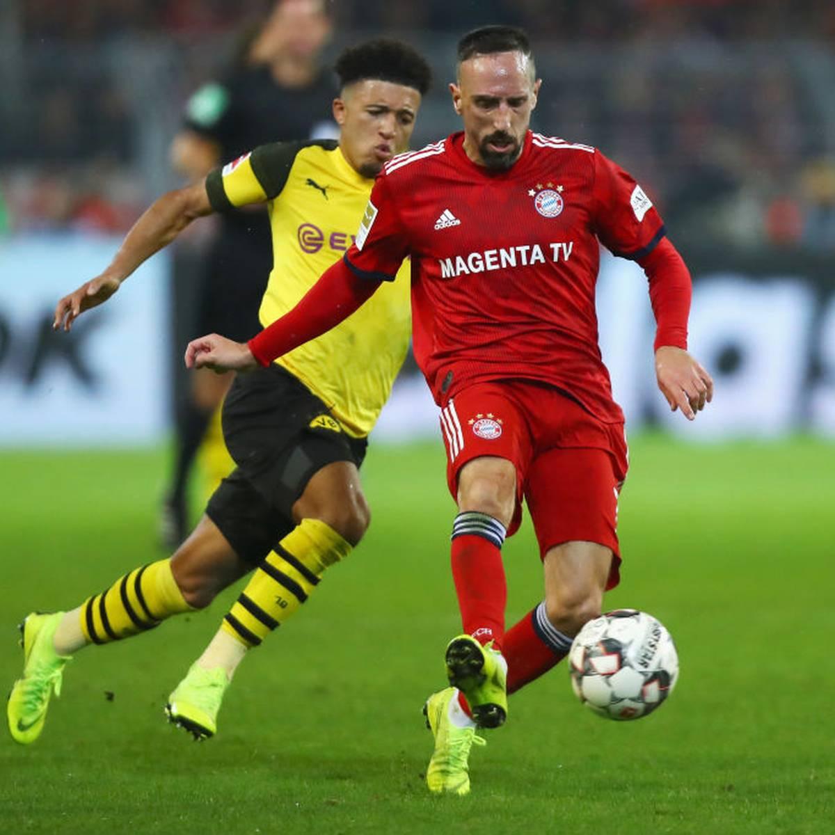 Ribéry rät Sancho von Bayern ab