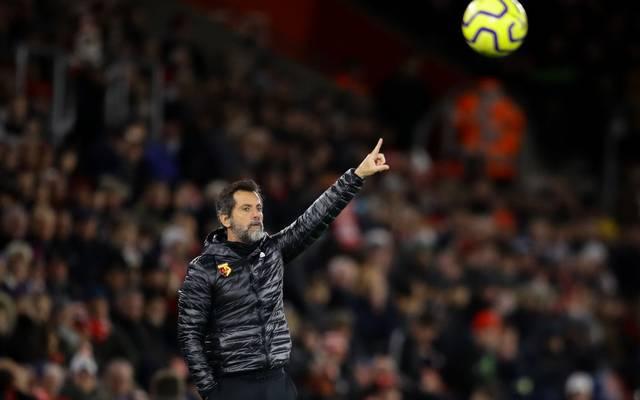 Der FC Watford feuert Coach Quique Sanchez Flores