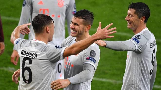 Nicht nur die Bayern: die deutschen Teams überzeugen in Europa