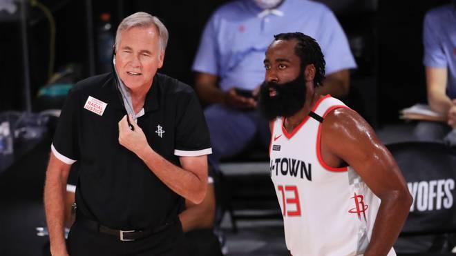 Mike D'Antoni (l.) wechselt von den Rockets zu den Brooklyn Nets