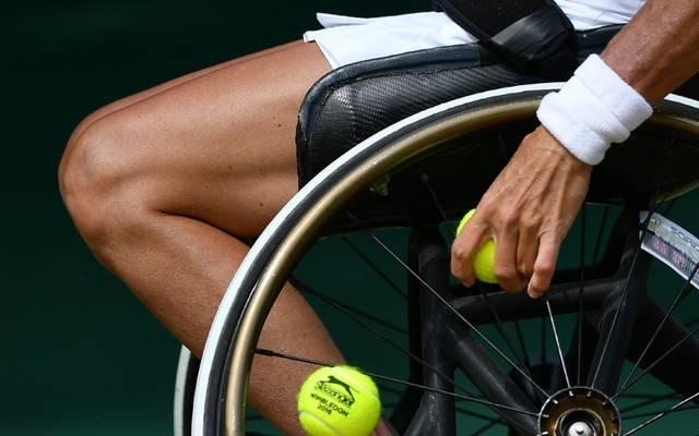 Die Förderung des Behindertensports ist gewachsen