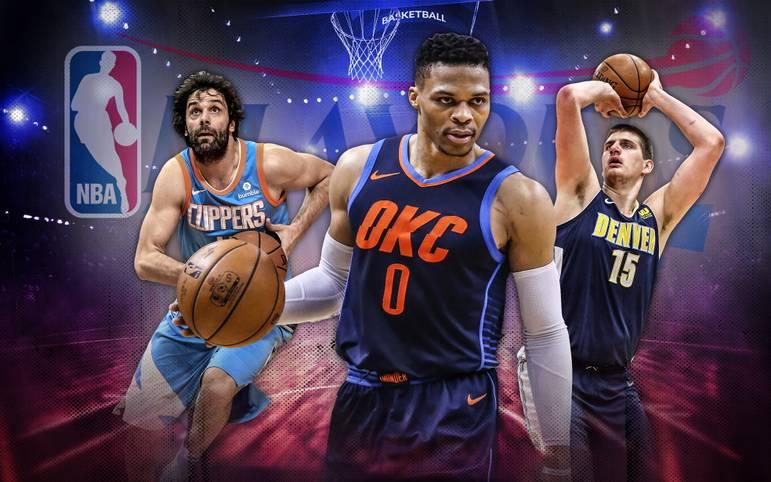 Die Regular Season der NBA befindet sich im Schlussspurt und in der Western Conference kämpfen noch sieben Teams um fünf freie Plätze in den Playoffs. Doch wer sichert sich die begehrten Plätze? SPORT1 checkt die Chancen der sieben Teams