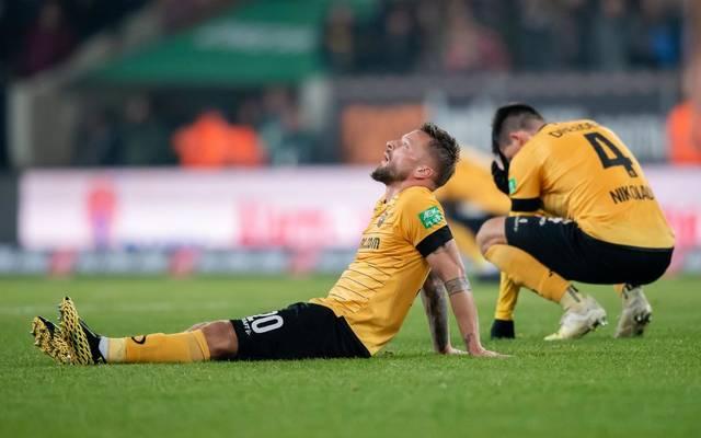 Das DFB-Sportgericht hat den Einspruch von Dynamo Dresden gegen die Wertung des Spiels gegen Darmstadt zurückgewiesen