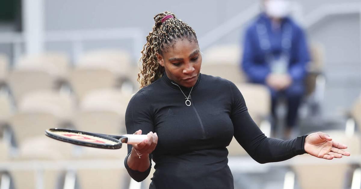 French Open: Serena Williams steigt aus, tritt gegen Pironkova nicht an