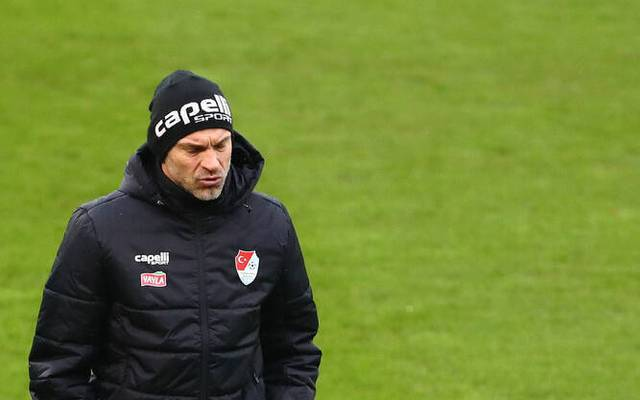Alexander Schmidt übernahm das Traineramt bei Türkgücü München im Sommer 2020