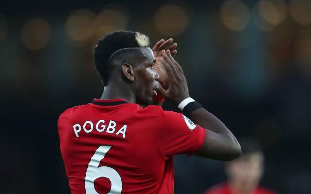 Manchester United ist offenbar bereit, Paul Pogba zum Schnäppchenpreis abzugeben