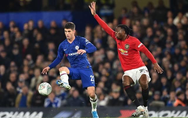 Am 26. Spieltag empfängt der FC Chelsea Manchester United