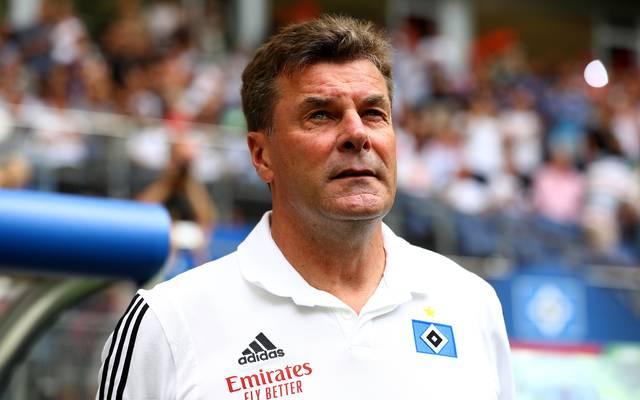 Dieter Hecking trainierte in der vergangenen Saiso0n Borussia Mönchengladbach
