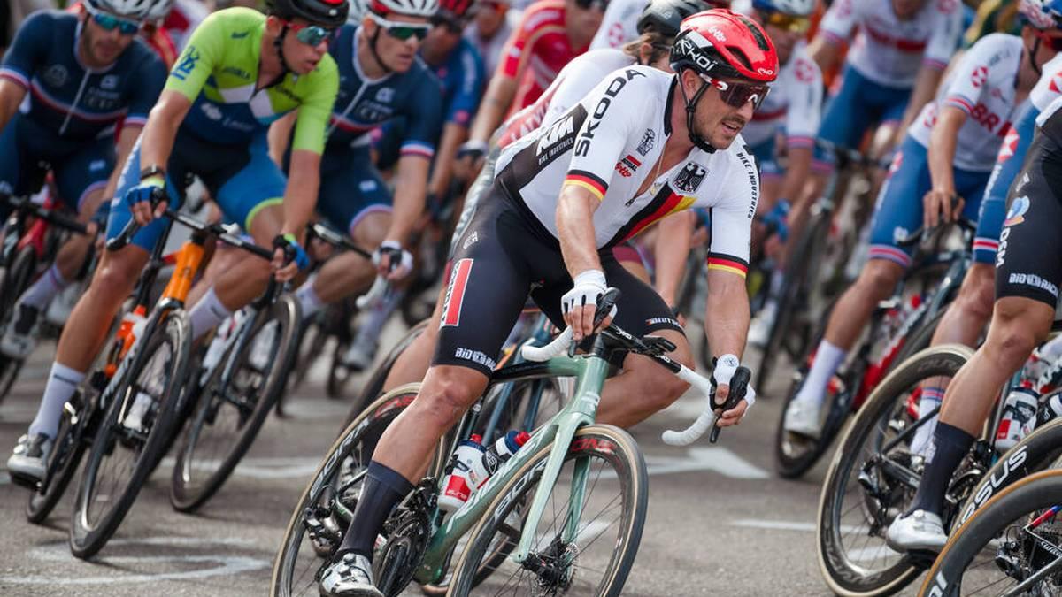 John Degenkolb stürzte bei der Straßenrad-WM
