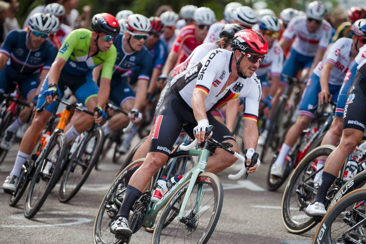 John Degenkolb will eine Woche nach seinem schweren Sturz bei der Straßenrad-WM in Flandern am Sonntag beim Klassiker Paris-Roubaix an den Start gehen.