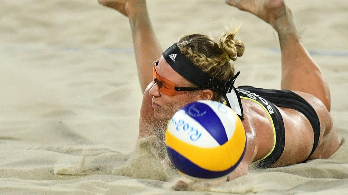 Beachvolleyballerin Karla Borger
