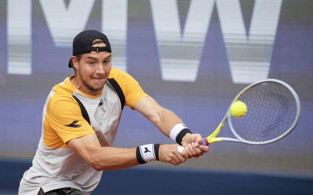 Jan-Lennard Struff steht bei den BMW Open im Halbfinale