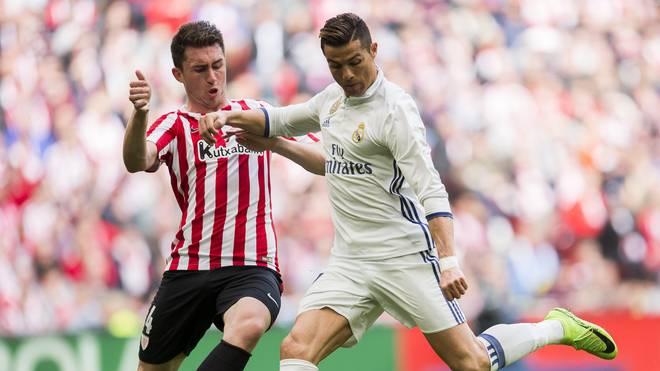 Aymeric Laporte wird offenbar von Athletic Bilbao zu Manchester City wechseln