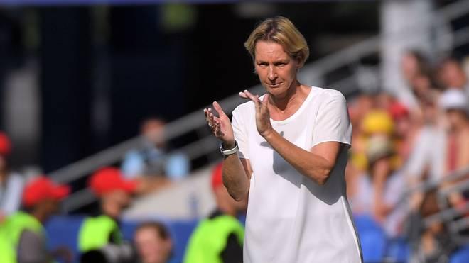 Martina Voss-Tecklenburg zieht ein positives WM-Fazit