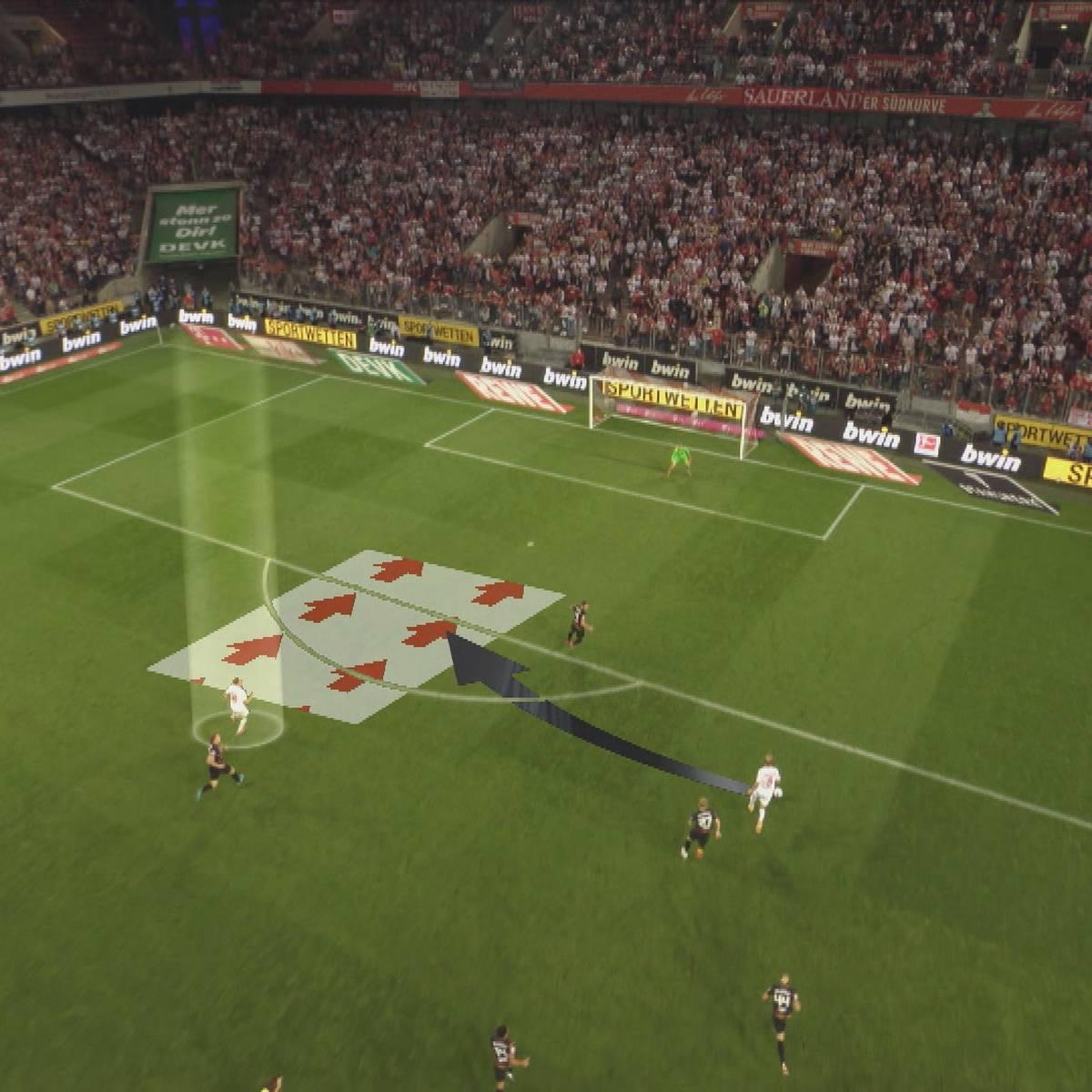 Wie kann man hier nicht abspielen?! Köln vergibt Sieg gegen RB