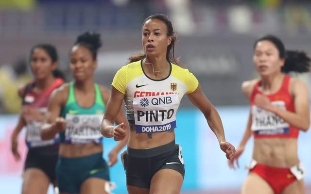 Tatjana Pinto zieht mit einer starken Vorstellung in die nächste Runde ein