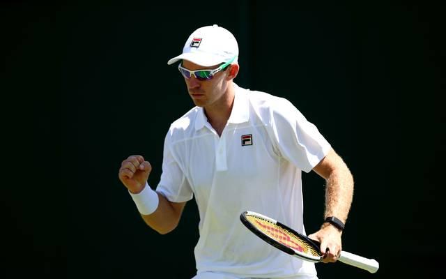 Regel-Premiere in Wimbledon: Erster Entscheidungs-Tiebreak im Doppel