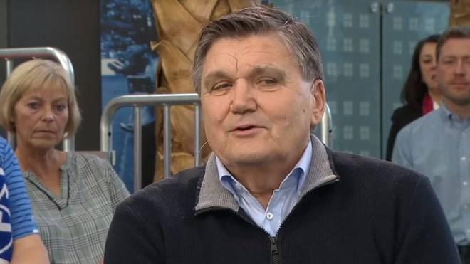 Hans Meyer ist zu Gast im CHECK24 Doppelpass