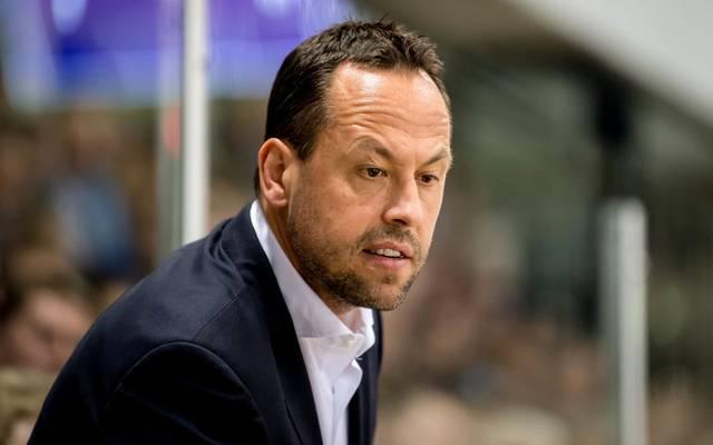 Marco Sturm war von 2015 bis 2018 deutscher Nationaltrainer