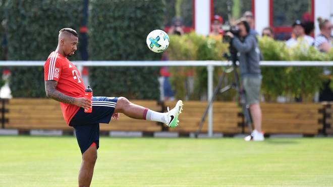 Jerome Boateng vom FC Bayern stellt ein baldiges Comeback in Aussicht