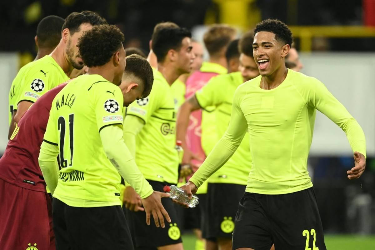 """Borussia Dortmund geht mit geringeren Personalsorgen als zuletzt in sein Champions-League-""""Matchballspiel"""" bei Ajax Amsterdam am Dienstagabend."""