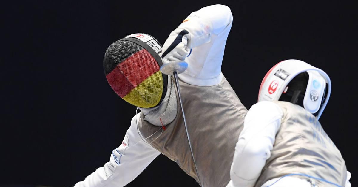 Olympia 2020: Florett-Herren lösen Ticket für Tokio beim Weltcup in Kairo