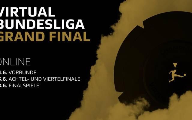 Das Grand Final der Virtual Bundesliga wird vom 24. bis zum 28. Juni stattfinden.