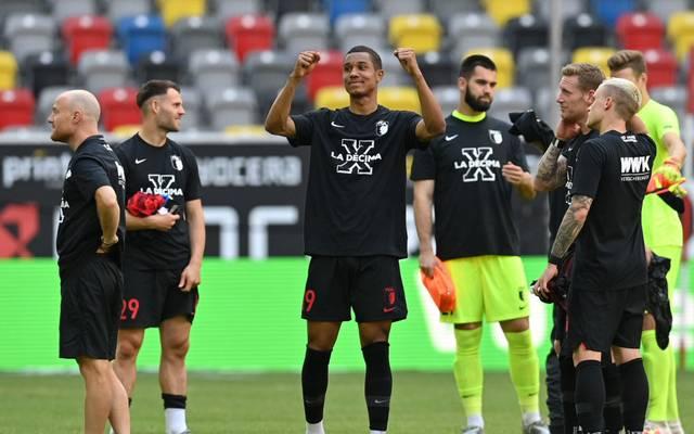 Der FC Augsburg hat den Klassenerhalt geschafft