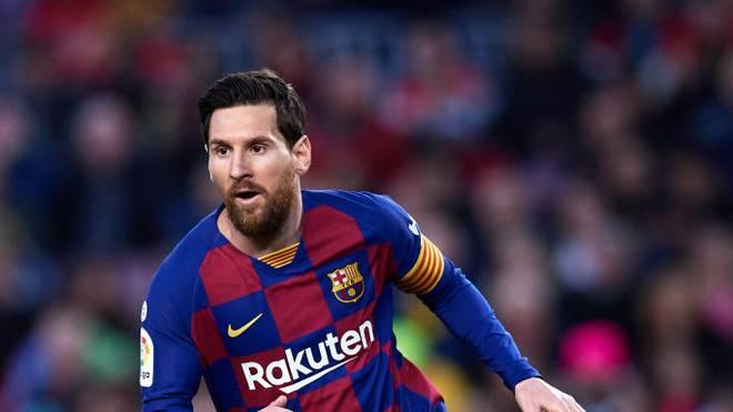 Lionel Messi vom FC Barcelona ist aktuell der Weltfußballer des Jahres