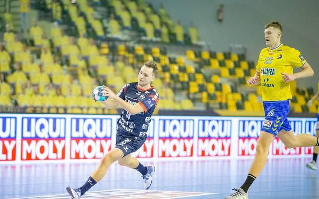 Hampus Wanne und die SG Flensburg-Handewitt sind Gruppensieger in der Champions League