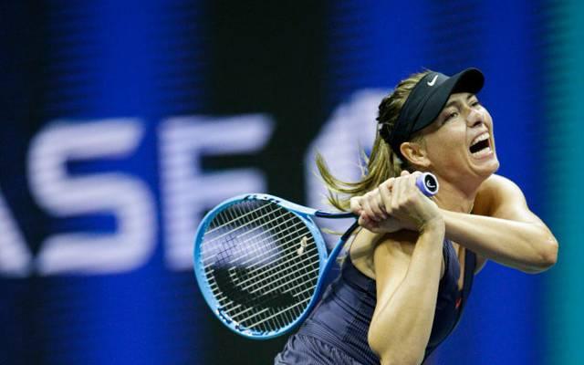 Maria Sharapova scheiterte bei den US Open 2019 an Serena Williams